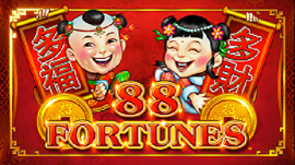 88Fortunes Online Slots Games