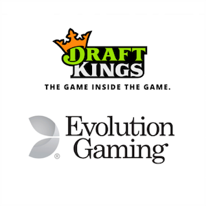 Draft Kings Evolution Gaming