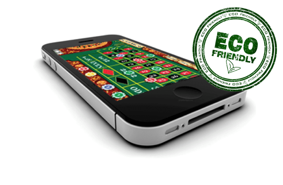 Mobile Casinos Eco-Friendly