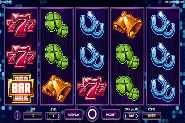 Joker Pro Mobile Slots