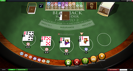 Play Blackjack at Mansion Casino