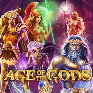 Age Of the Gods Jackpot Slot