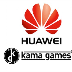 KamaGames Partners With Huawei