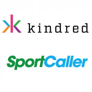 SportCaller and Kindred Group Sign Deal