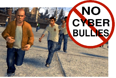 Cyber-bullying eGaming
