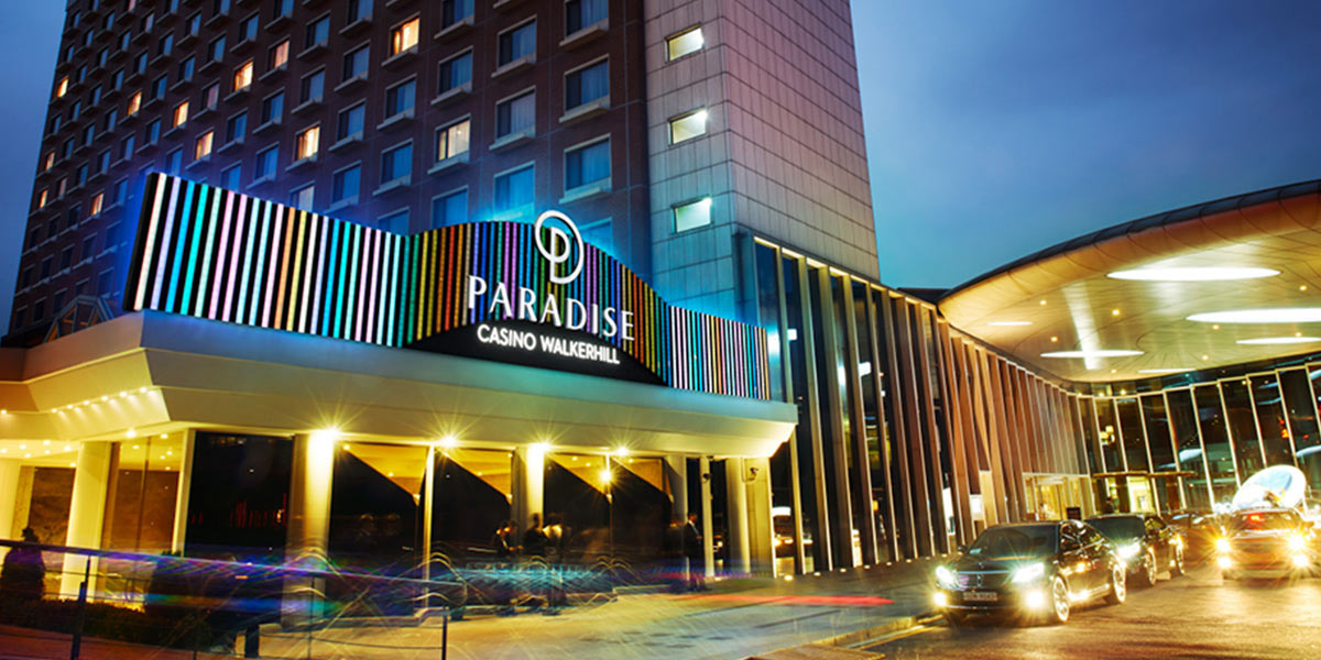 Paradise Casino Walker Hill