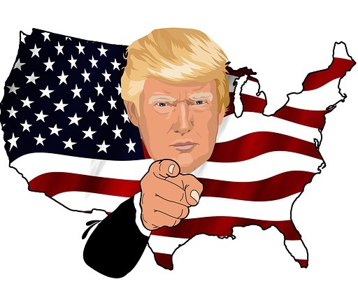 Trump talks trade deal issues