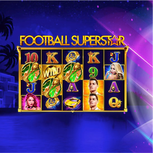 WC 2018 Football SuperStar Slot Launched