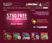 Screenshot 1 of Ruby Fortune Casino
