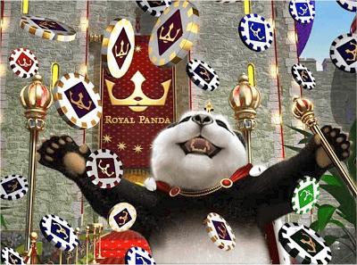 Royal Panda Keeps Winning