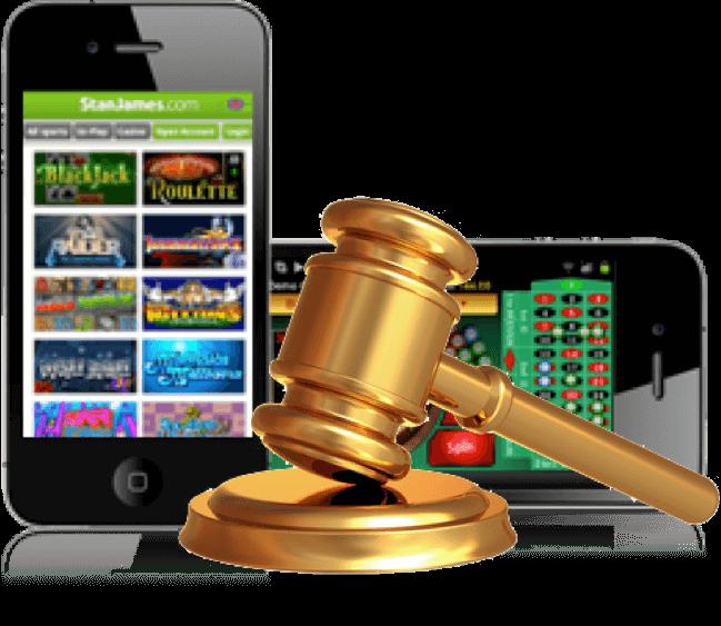 Casino App Legislation