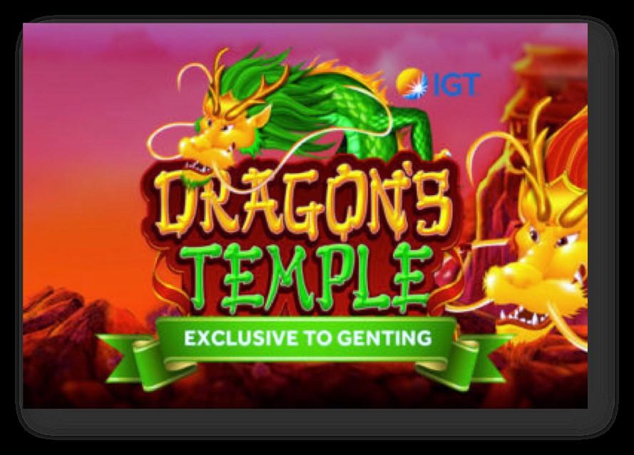 Dragon's Temple Genting Casino casinoapp.com