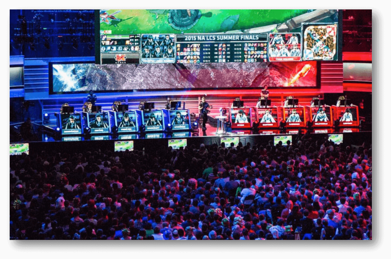 cash gambling on eSports