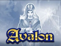 Avalon Slot Logo