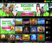 Casino Luck Homepage