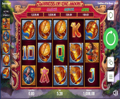 Slot Game in Nightrush Casino
