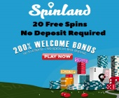 SpinLand Homepage