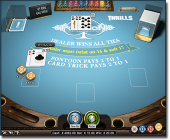 Thrills Casino Blackjack