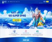 Ahti Games Homepage