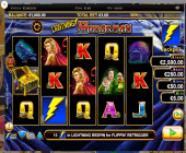 Ahti Games Slot view