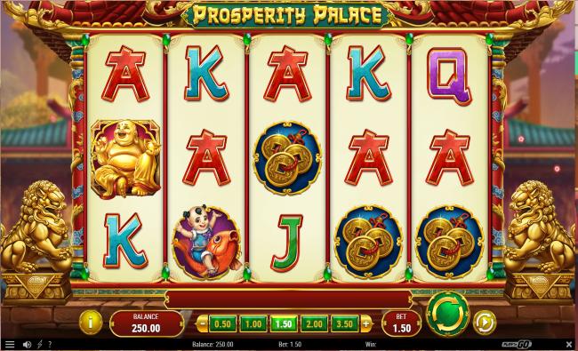 Prosperityty Palace Mobile Slots