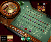 Spin Rider European Roulette