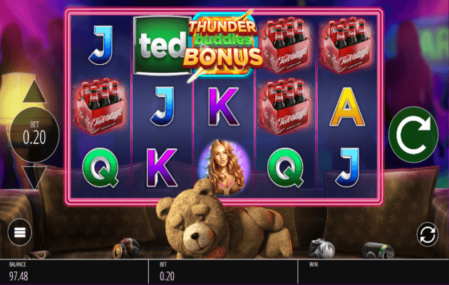 Ted Mobile Slots