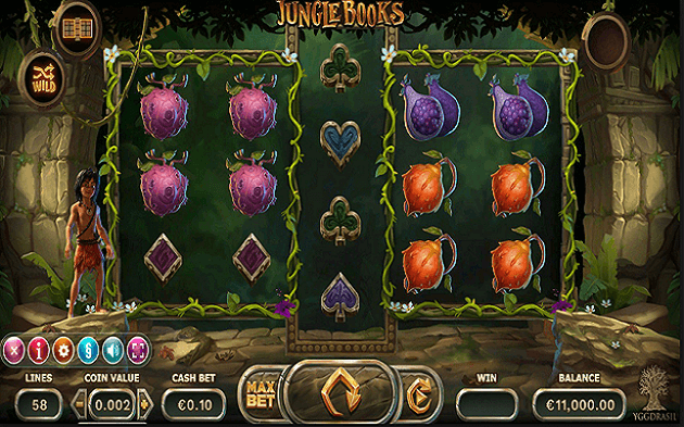 Jungle Book Slots
