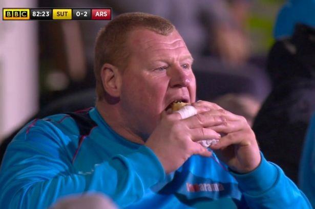 Wayne Shaw, reserve goalkeeper