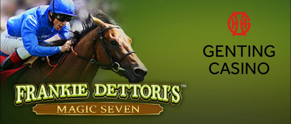 Genting Casino Launches Frankie Dettori Slots