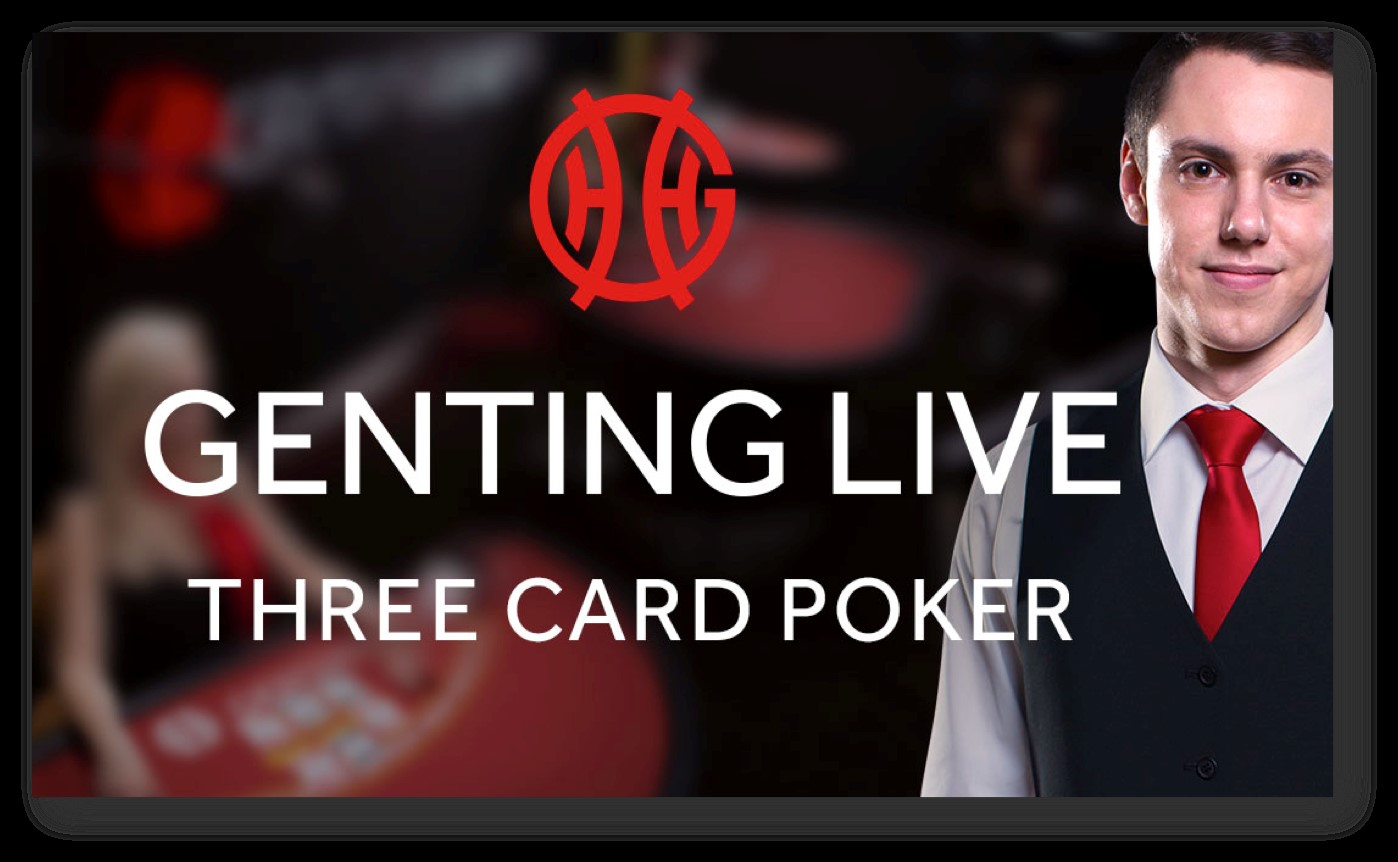 Live Three Card Poker Genting Casinoapp.com