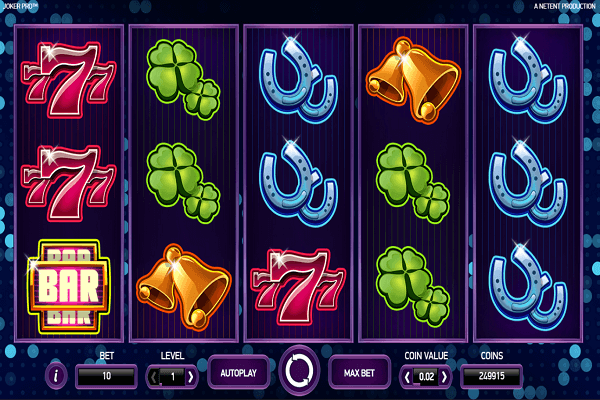 Joker Pro Online Slots