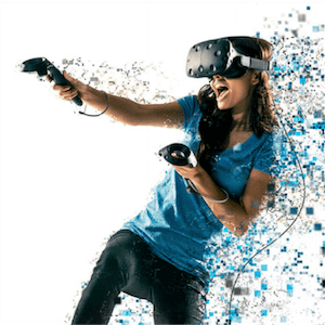 IGT and HTC Vive Step Into The World Of VR