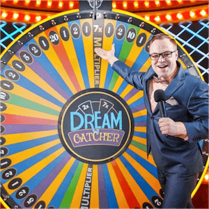Player Strikes it Lucky On Dream Catcher