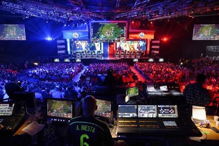Vegas-based resorts esports