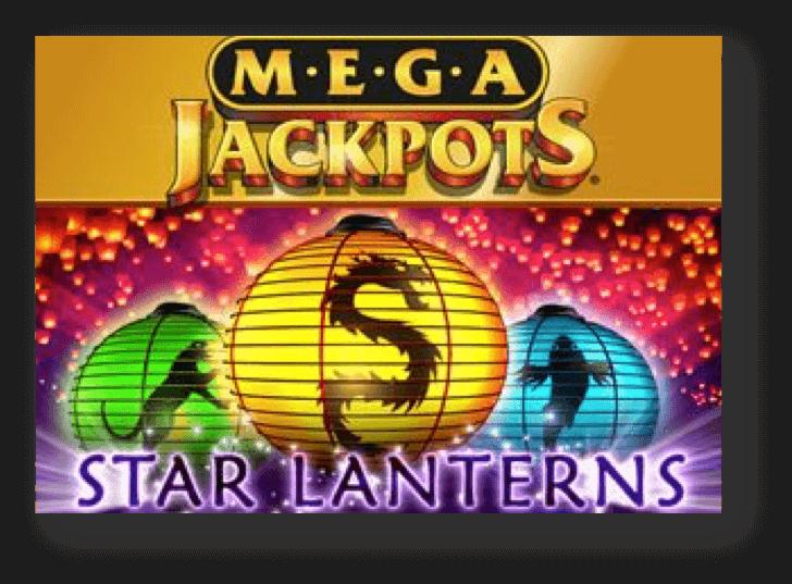 Megajackpots Star Lanterns Mobile Slot