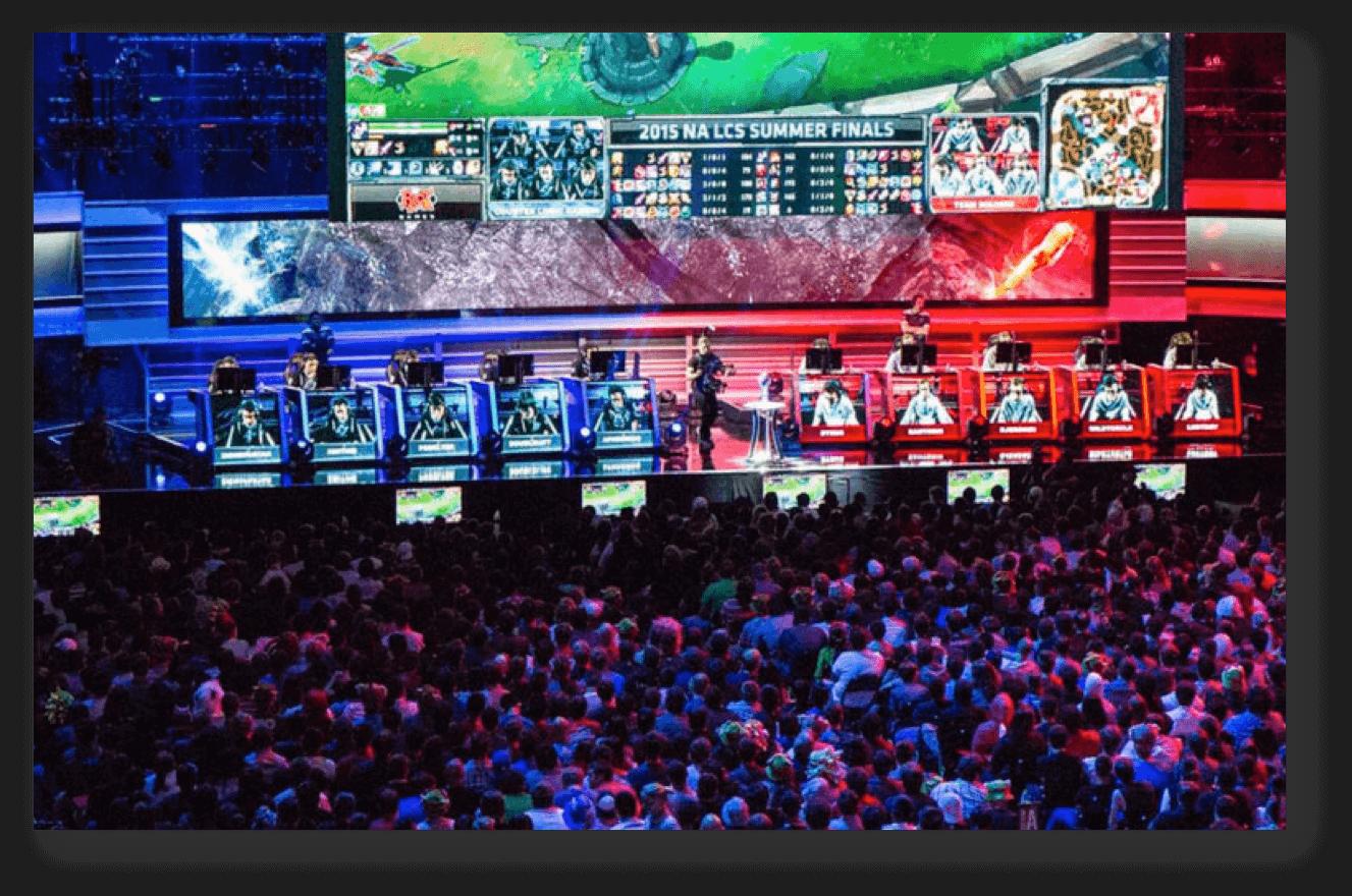 cash gambling on eSports