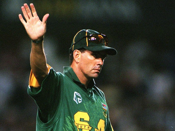 Hansie Cronje South African cricket captain