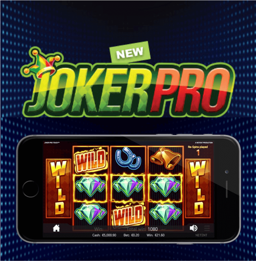 NetEnt Joker Pro Slot