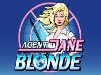 Agent Jane Blonde Slot Logo