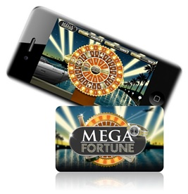 Play Mega Fortune Jackpot today