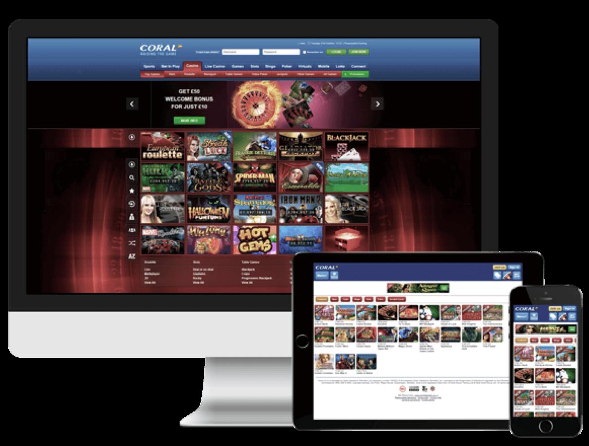 Mobile Casinos Overtaking Desktop