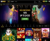 GoWild Casino Homepage