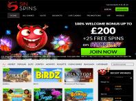 SinSpins Homepage