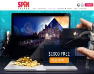 Screenshot 2 of Spin Palace Casino