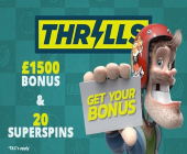 Thrills Casino Offer