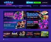 Vegas Spins Games
