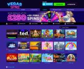 Vegas Spins Offer