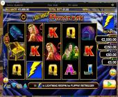 Ahti Games Slot view