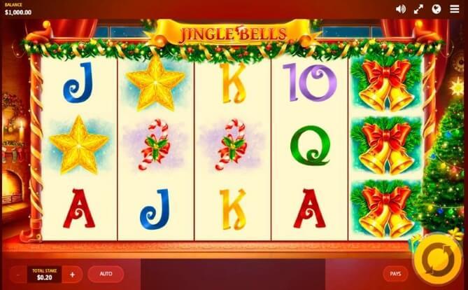 Jingle Bells Slots Game